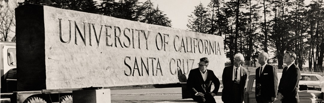 Founders at UCSC Sign